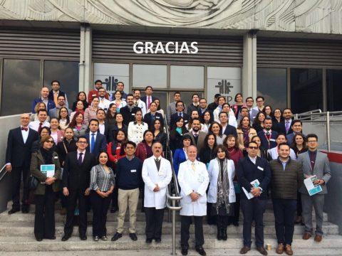 Reunidos en pro de la formación de Médicos Mexicanos